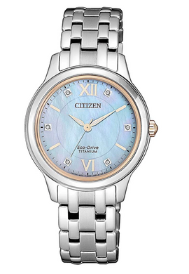 Citizen Diamond Eco-Drive EM0726-89Y