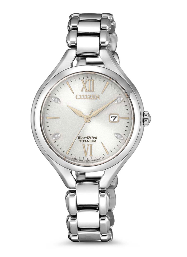 Citizen Dress Eco-Drive EW2560-86A
