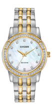 Load image into Gallery viewer, Citizen Silhouette Crystal EM0774-51D