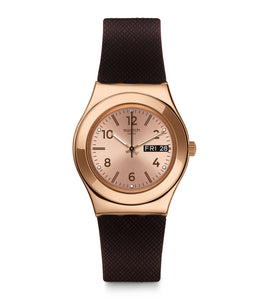 Swatch Medium Standard BROWNEE YLG701