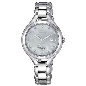 Citizen Dress Eco-Drive EW2560-86D