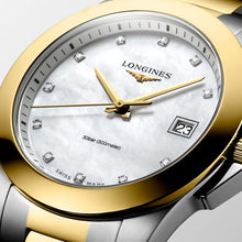 Load image into Gallery viewer, Longines Conquest L3.377.3.87.7