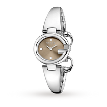 Load image into Gallery viewer, GUCCI GUCCISSIMA 27MM LADIES WATCH YA134503