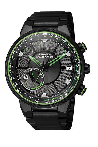 Citizen Eco-Drive Satellite Wave - CC3075-80E