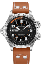 Load image into Gallery viewer, Hamilton KHAKI X-WIND DAY DATE - H77.755.533