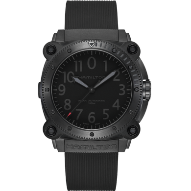 Hamilton Khaki Navy BeLOWZERO Auto - Limited Edition H78.505.332