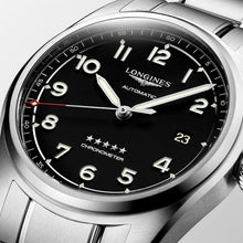 Load image into Gallery viewer, Longines Spirit L3.810.4.53.6