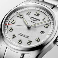 Load image into Gallery viewer, Longines Spirit L3.810.4.73.6