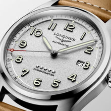 Load image into Gallery viewer, Longines Spirit L3.811.4.73.2