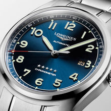 Load image into Gallery viewer, Longines Spirit L3.811.4.93.6