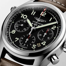 Load image into Gallery viewer, Longines Spirit L3.820.4.53.0