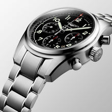 Load image into Gallery viewer, Longines Spirit L3.820.4.53.6