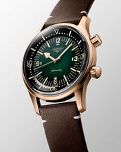 Load image into Gallery viewer, Longines Legend Diver Watch L3.774.1.50.2