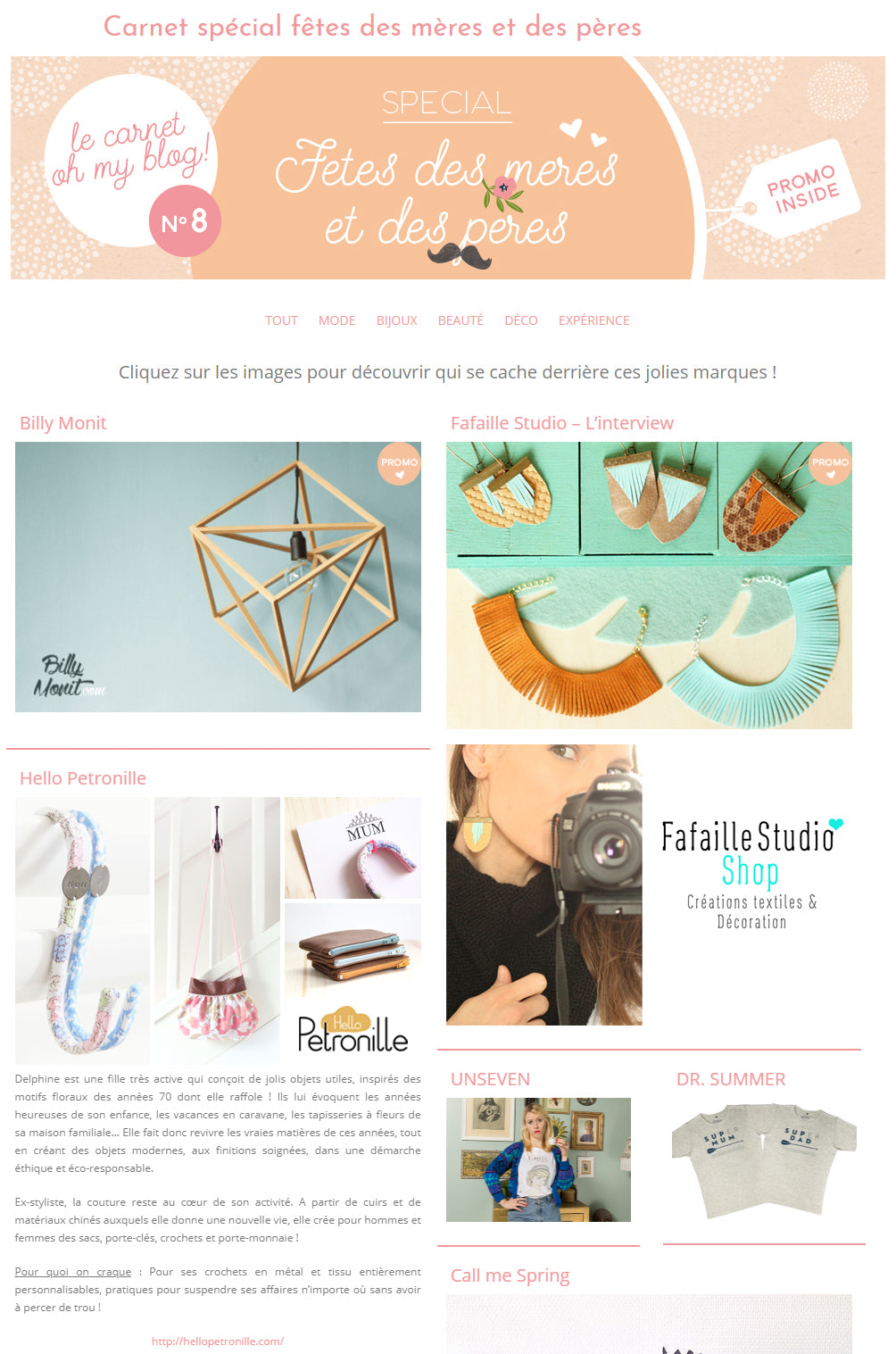 guide oh my blog fete meres peres