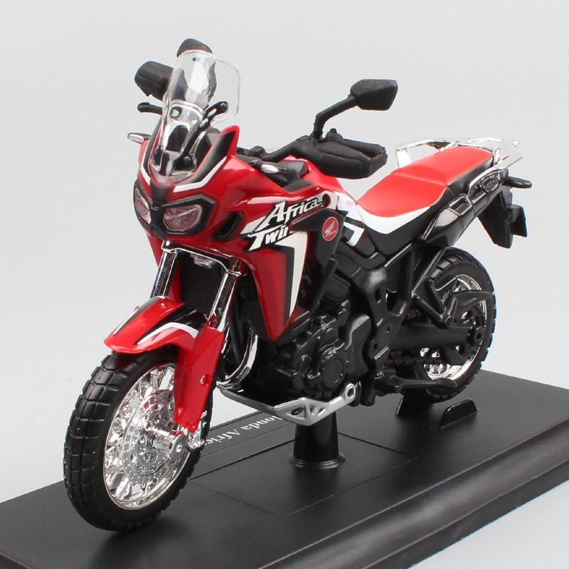 Maisto Honda Africa Twin 1:18 Scale Model