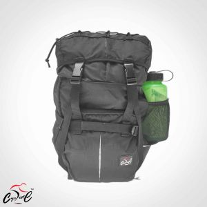 Cycliste Pannier Bag 50lt Black
