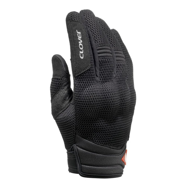 Clover Storm  Short Summer Gloves