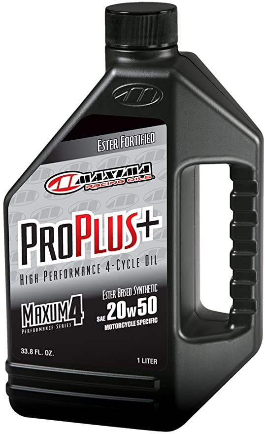 Maxima Oil  20 w 50 1lt ProPlus 100% Synthetic + Ester Fortification - Maxima Racing Oils