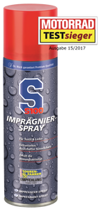 S100 APPAREL MAINTENANCE - WATER PROOFING SPRAY