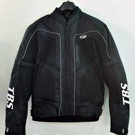 TBS Cross Air Jacket Black