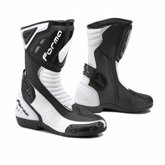 Forma Freccia White&black Riding Boots