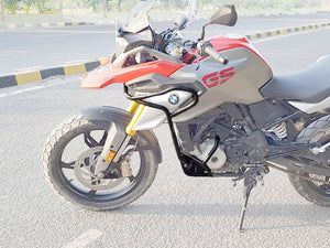 ZANA BMW 310GS BLACK CRASH GUARD