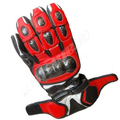Cramster TRG Race Glove  Red