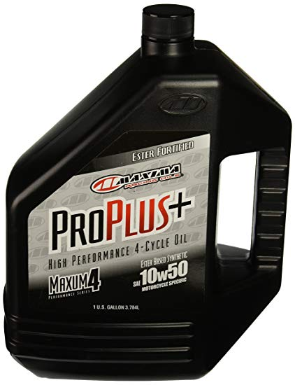 Maxima Oil 10W50 3.8lt ProPlus 100% Synthetic + Ester Fortification - Maxima Racing Oils