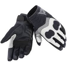 Dainese Air Mig Glove Grey Anthracite Black