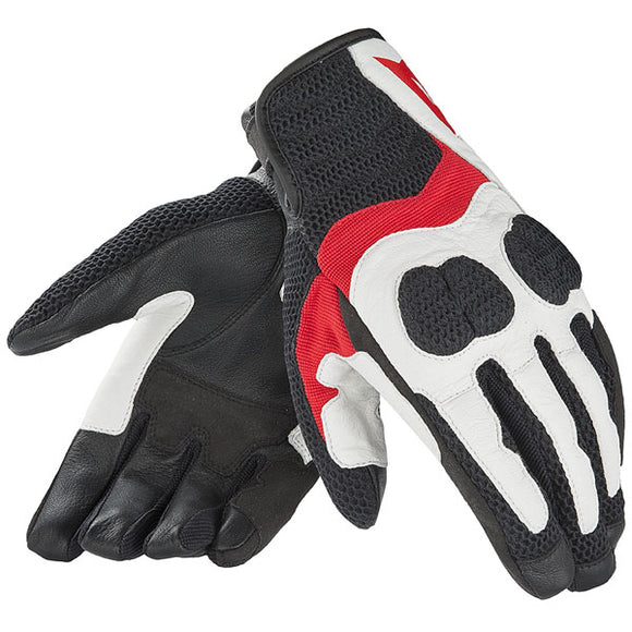 Dainese Air Mig Glove White Red Black