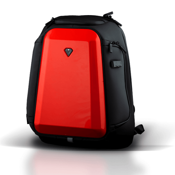 Carbonado GT2 – Crimson Dawn (matte red)