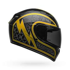 Bell Qualifier Scorch Black/Gold/Flake Helmet
