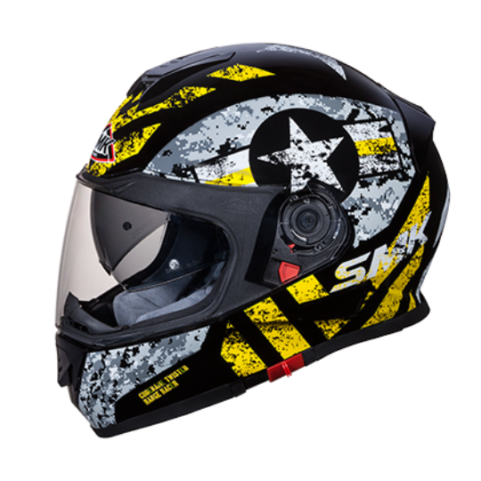 SMK TWISTER Captain Helmet GL264