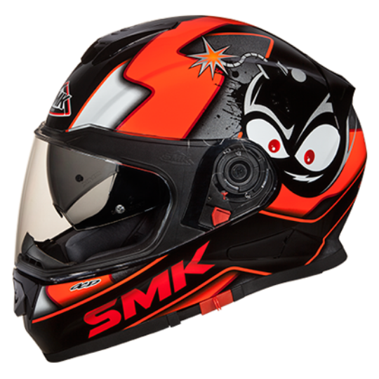 SMK TWISTER Cartoon Helmet GL271
