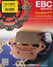 Load image into Gallery viewer, Suzuki GSX S750 Brake Pads - EBC Brakes