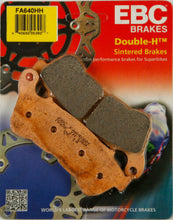 Load image into Gallery viewer, Harley Davidson XL 1200 Custom Brake Pads - EBC Brakes
