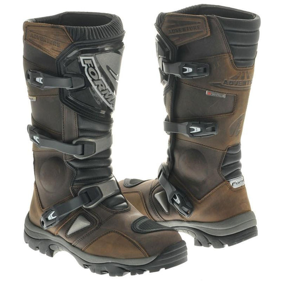 Forma Boots Adventure Boots Brown