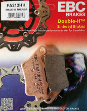 Load image into Gallery viewer, Ducati Sled Brake Pads - EBC Brakes