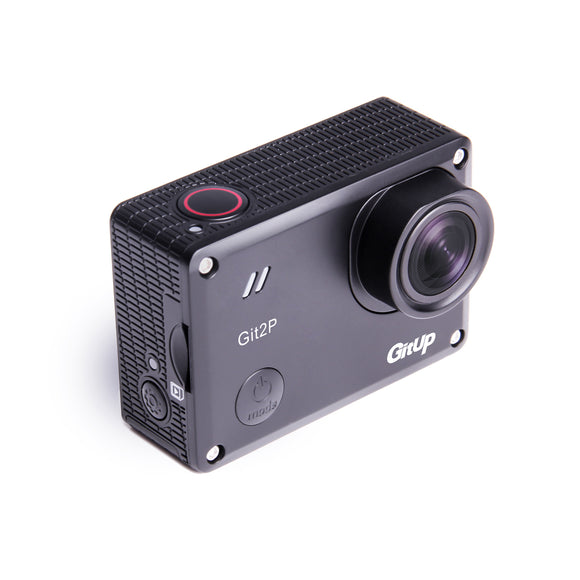 GitUp Git 2P Pro (Panasonic MN34120 – 170 degree) Action Camera