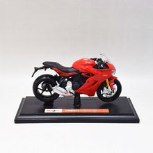 Load image into Gallery viewer, Maisto Ducati Supersport S 1:18 Scale Model