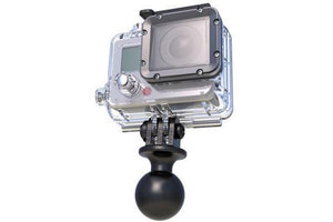 "RAM Camera Mount - 1"" Ball with Custom GoPro® Hero Adapter"