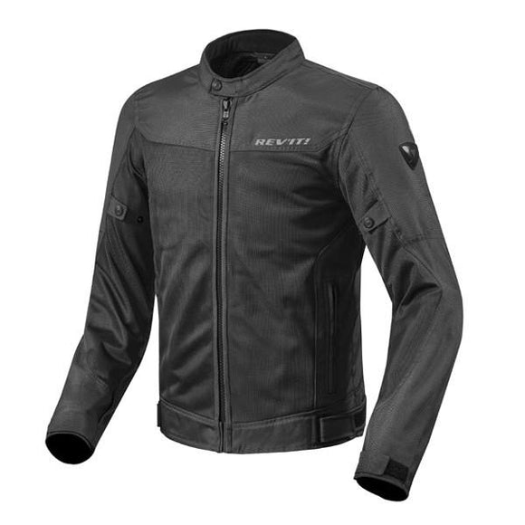 Revit Eclipse Jacket Mens Black