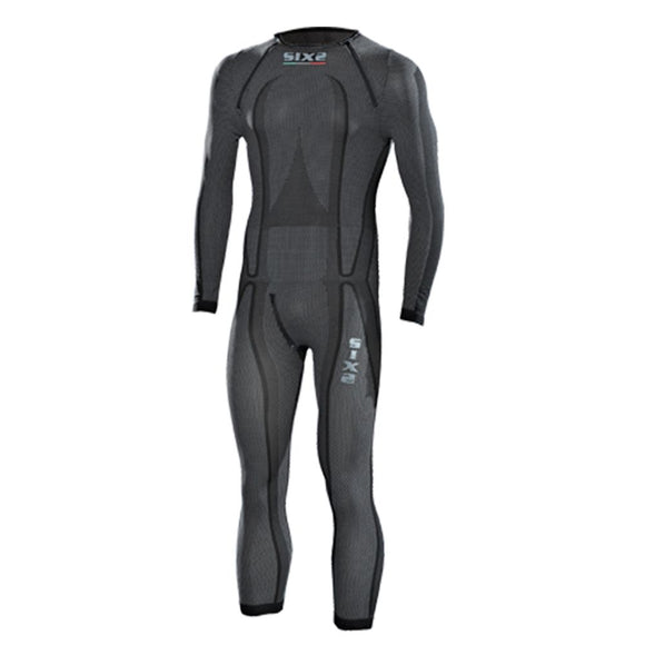 SIXS Undersuit (BLACK CARBON)