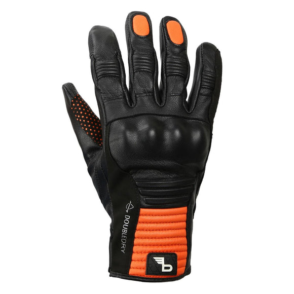 Bikeratti Meridian Gloves (Orange)
