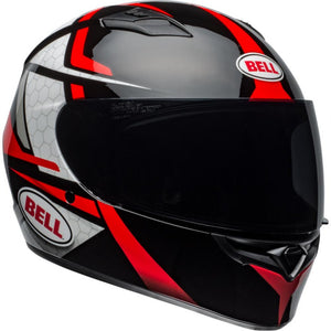Bell Qualifier Flare Helmett Black/Red