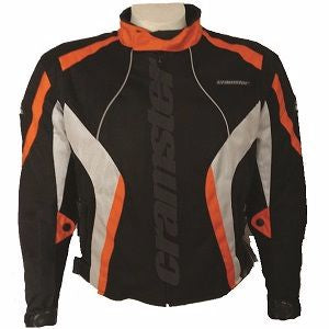 Cramster Breezer Mesh Jackets Orange
