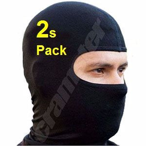 Cramster Balaclava V2 (Head Mask) - Twin Pack