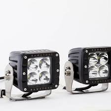 RAWSTONE – REGULUS 40 | 40 W Auxiliary LED Lights (Pair)