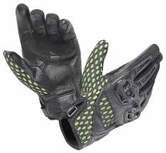Dainese  Air Hero Gloves Black/Green