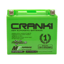 Crank1 CB12A-BS (SMF) Battery